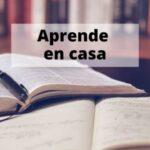 Programa Aprende en Casa Edomex del 20 al 24 de septiembre 2021 Foto: Especial