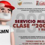 Servicio Militar clase 2003 y remisos Ecatepec: ¿Cómo tramitar la cartilla? Foto: Especial