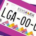 Baja de placas Estado de México 2021. Aquí los detalles Foto: Especial