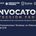 Convocatoria Protección Federal 2021. Fecha y requisitos Foto: Especial