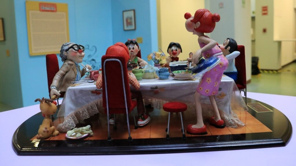 Exposición La Familia Burrón Edomex 2021. Todo lo que debes conocer Foto: Especial