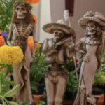 Festividad de Día de Muertos Neza 2021. Checa las actividades presenciales y virtuales Foto: Especial