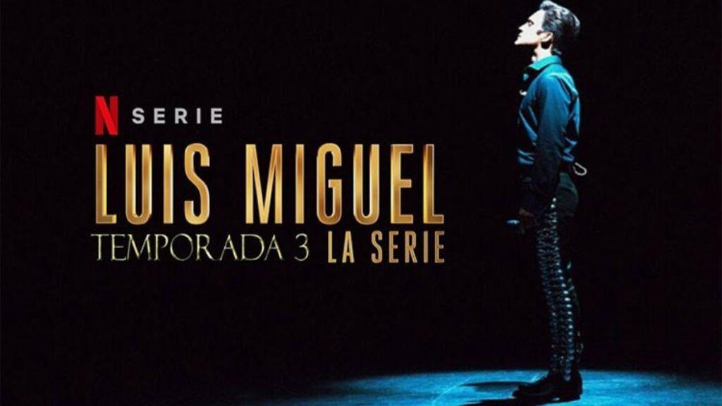 ¿Cuándo se estrena la tercera temporada Luis Miguel La Serie? Foto: Especial