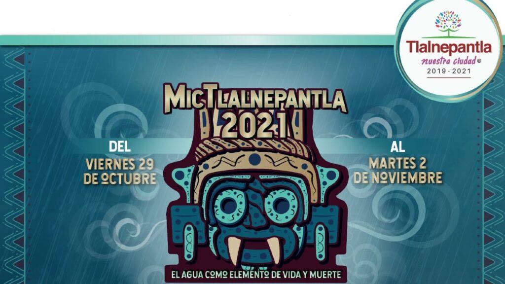 MicTlalnepantla 2021. Fecha de inicio y programación completa | Día de Muertos Foto: Especial